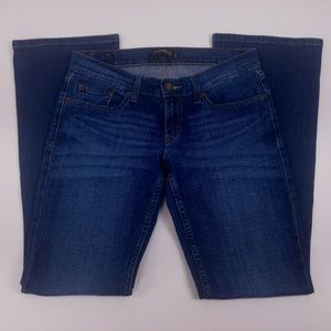 Levis Jeans Size 5 too superlow Stretch Boot Cut
